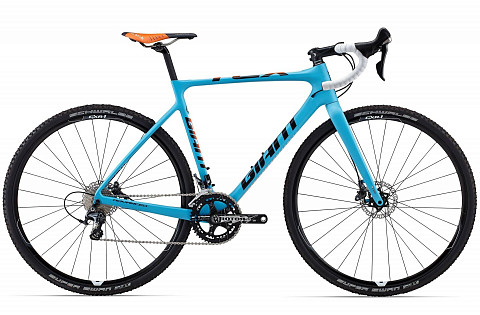 Велосипед Giant TCX Advanced Pro 1 (2015)