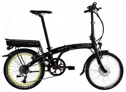 Электровелосипед DAHON Ikon Electric 2016