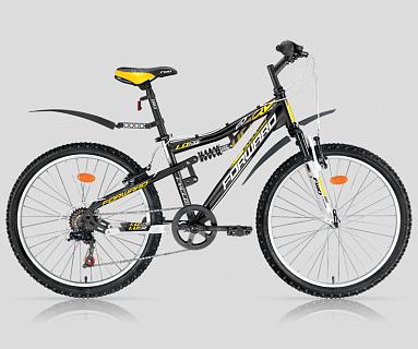 """Велосипед Forward Cyclone 1.0 24"""" 2014"""