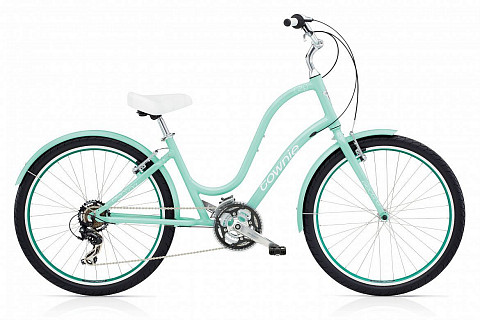 Велосипед Electra Townie Original 21D Ladies' Wintermint 2015