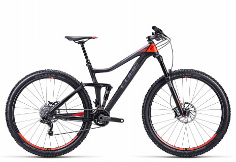 "Велосипед Cube Stereo 140 HPC Race 29"" 2015"