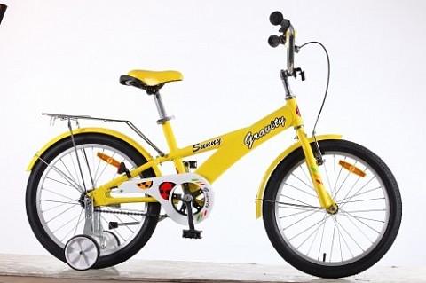 "Велосипед GRAVITY Sanny Al 20"" 1ск 2015"