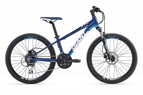 Велосипед Giant XtC SL Jr 24 2016