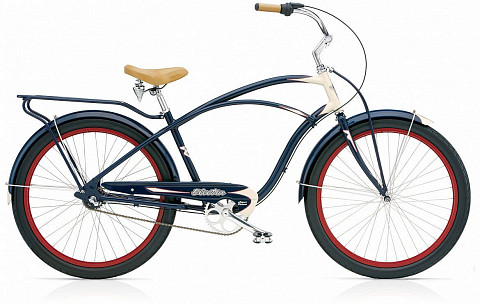 Велосипед Electra Cruiser Super Deluxe 3i Men's 2016