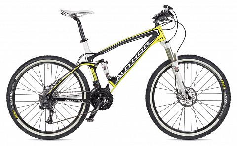 Велосипед Author A-Ray 4.0 2014