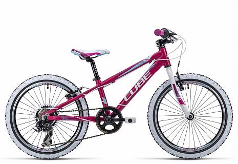 Велосипед Cube Kid 200 Girls 2015