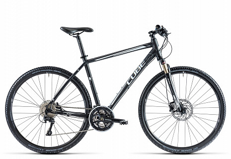 Велосипед Cube CROSS PRO 2014