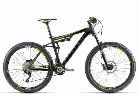 "Велосипед Cube AMS 130 HPA 27.5"" PRO 2014"