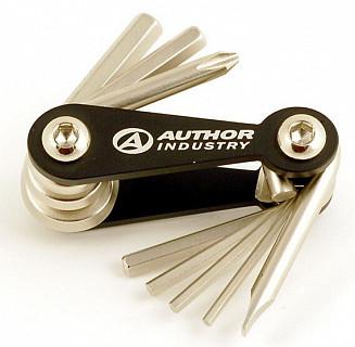 Ключ складной (набор) EXPERT 8 AUTHOR