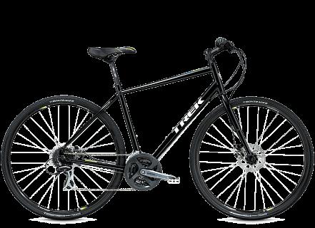 Велосипед Trek 7.2 FX Disc 2015