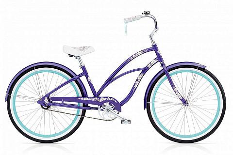 Велосипед Electra Cruiser Hawaii 3i Ladies' 24 2015