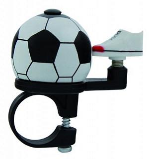 Звонок с вертикальным курком M-WAVE Soccer