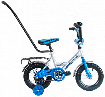 Велосипед BLACK AQUA Мультяшка Френди 12'' 2015