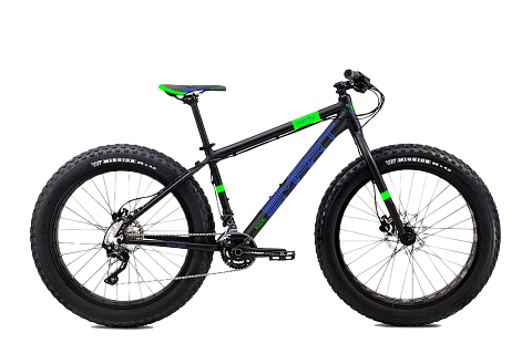 Велосипед SMART FATTY 2016