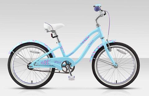 "Велосипед Stels Pilot 240 Girl 20"" 1sp 2016"