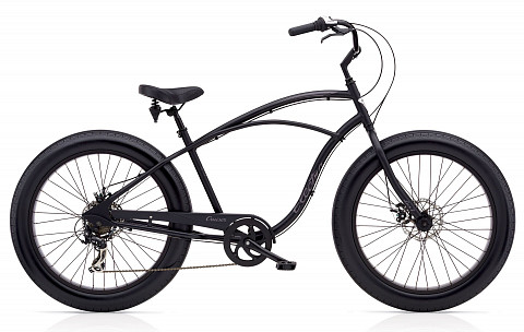 Велосипед Electra Cruiser Lux Fat Tire 7D Men's 2016