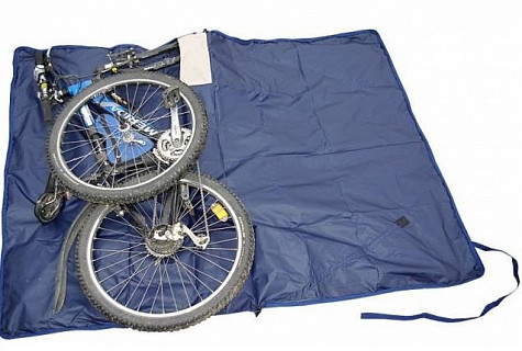 Чехол-тент 10-002 для переноски велосипеда