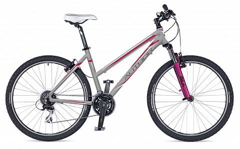 Велосипед Author Quanta 2016