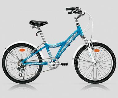 Велосипед Forward Comanche 1.0 Lady 2014