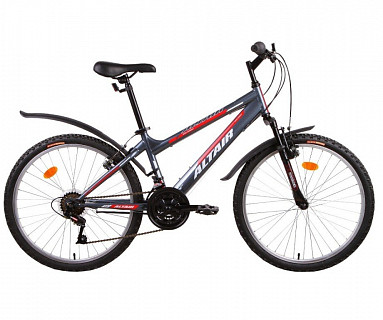Велосипед Forward Altair MTB HT Junior 24 2015