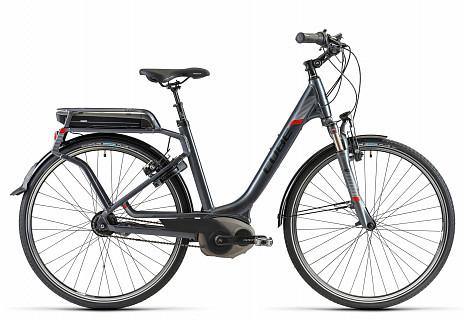 Электровелосипед Cube TRAVEL ULS PRO RT HYBRID 2014