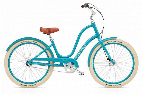 Велосипед Electra Townie Balloon 3i Ladies' 2015