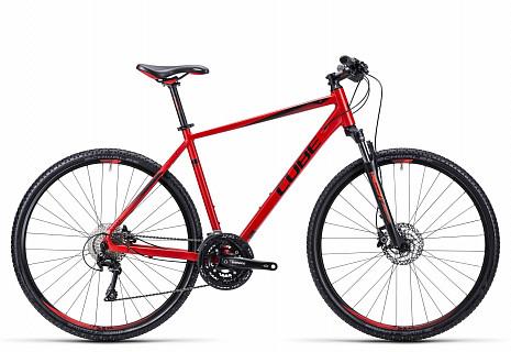 Велосипед Cube Nature Pro 2015