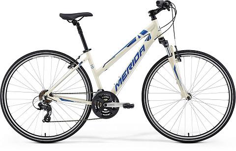 Велосипед Merida Crossway 10-V Lady 2015