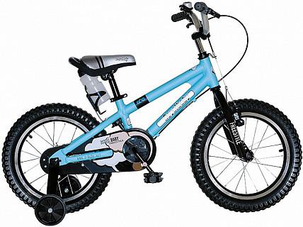 Велосипед RoyalBaby Freestyle Alloy Alu 12''