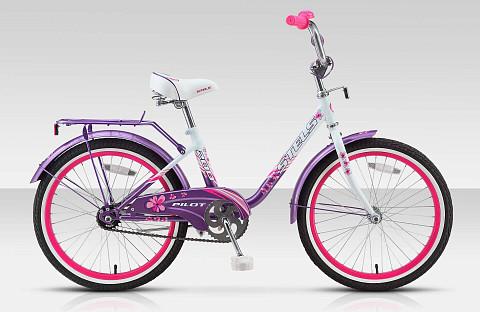 "Велосипед Stels Pilot 200 Girl 20"" 2016"