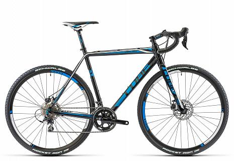 Велосипед Cube CROSS RACE DISC 2014