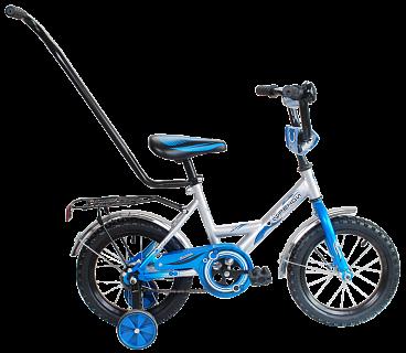 Велосипед BLACK AQUA Мультяшка Френди 14'' 2015