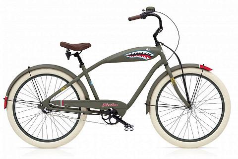 Велосипед Electra Cruiser Tiger Shark 3i Men's 2016