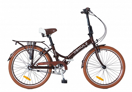 Велосипед SHULZ KRABI V-BRAKE 2015