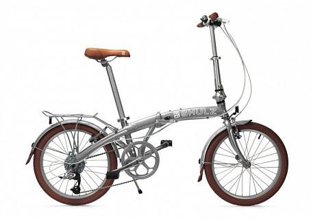 Велосипед Shulz GOA 8 V-brake