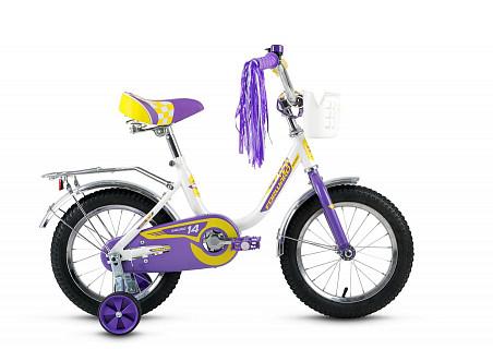 Велосипед Forward Racing 14 girl 2016