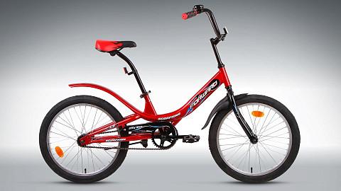 Велосипед Forward Scorpions 1.0 2015