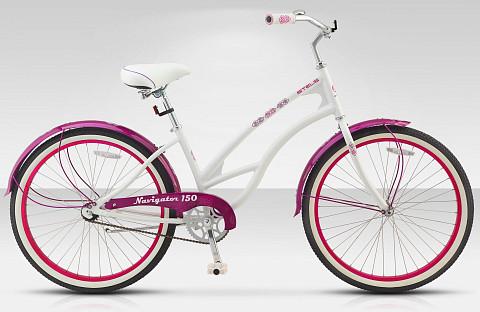 Велосипед Stels Navigator 150 1-sp Lady 2015