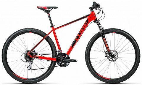 "Велосипед Cube AIM SL 27,5"" 2016"