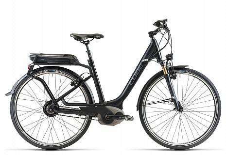 Электровелосипед Cube DELHI ULS PRO HYBRID ST 2014