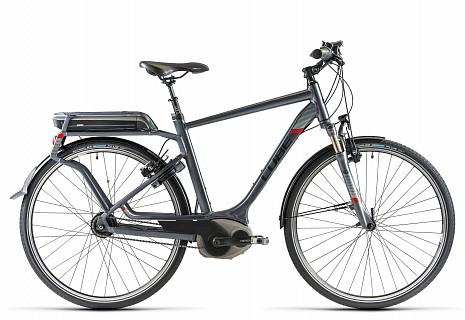 Электровелосипед Cube TRAVEL ULS PRO HYBRID 2014