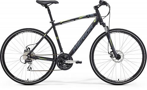 Велосипед Merida Crossway 20-MD 2015