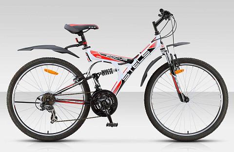 Велосипед Stels Focus 21 sp 2016