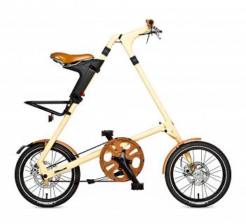 Велосипед Strida 5.2 (2014) кремовая