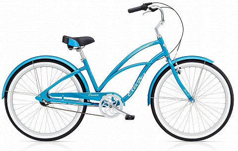 Велосипед Electra Cruiser Lux 3i Ladies' 2016