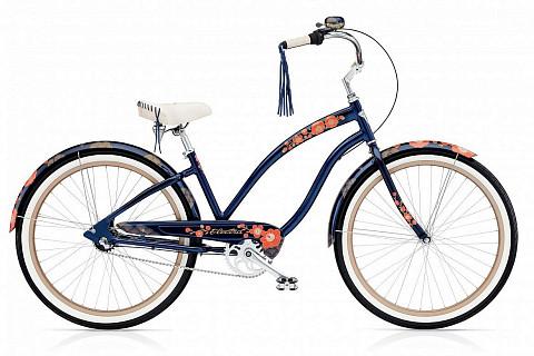 Велосипед Electra Hanami 3i ledies 2016
