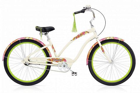 Велосипед Electra Cruiser SansSouci3iLadies' 2015