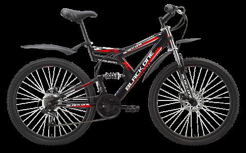 Велосипед BLACK ONE Hooligan FS Disk 2015