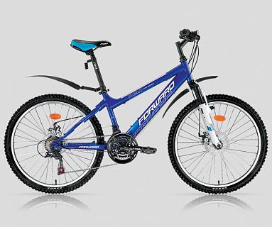 "Велосипед Forward Titan 3.0 Disc 24"" 2014"