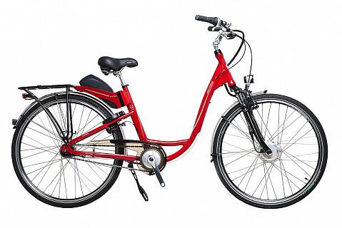 "Электровелосипед Victoria 28""Da-Al- EBK R49 7 NY F Deep-EX"